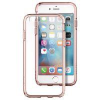 Чехол Spigen Ultra Hybrid для iPhone 6S розовый