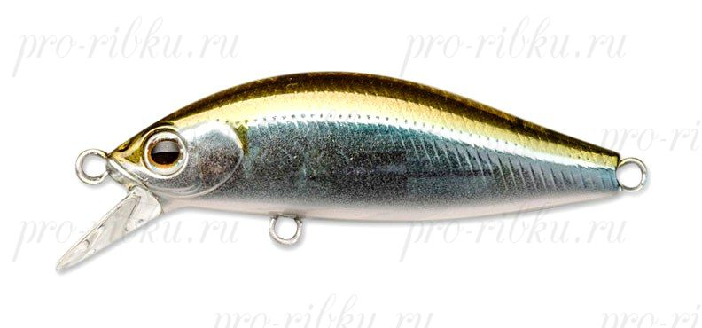 ВОБЛЕР ZIP BAITS RIGGE FLAT S-LINE 45S цв. 021R