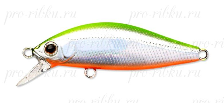 ВОБЛЕР ZIP BAITS RIGGE FLAT S-LINE 45S цв. 205R