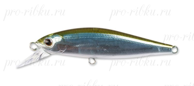 ВОБЛЕР ZIP BAITS RIGGE FLAT S-LINE 50S цв. 021R