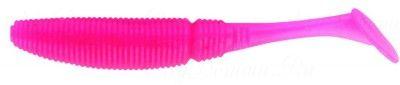 СИЛИКОНОВЫЕ ПРИМАНКИ SAKURA SLIT SHAD 50мм (уп. 20 шт.) цв. #005 Glow Pink