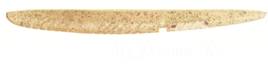 СИЛИКОНОВЫЕ ПРИМАНКИ SAKURA SNOOP 100 мм (уп. 8 шт.) цв. #001 Iridescent Pear
