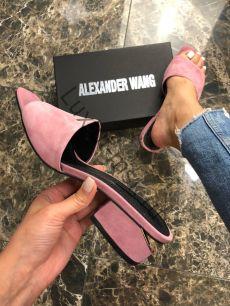 Шлепки Alexander Wang