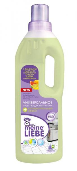 MEINE LIEBE Универсальное средство для мытья пола Антибактериальный эффект, 750 мл