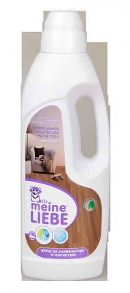 MEINE LIEBE Универсальное средство для мытья полов, 1000 мл.