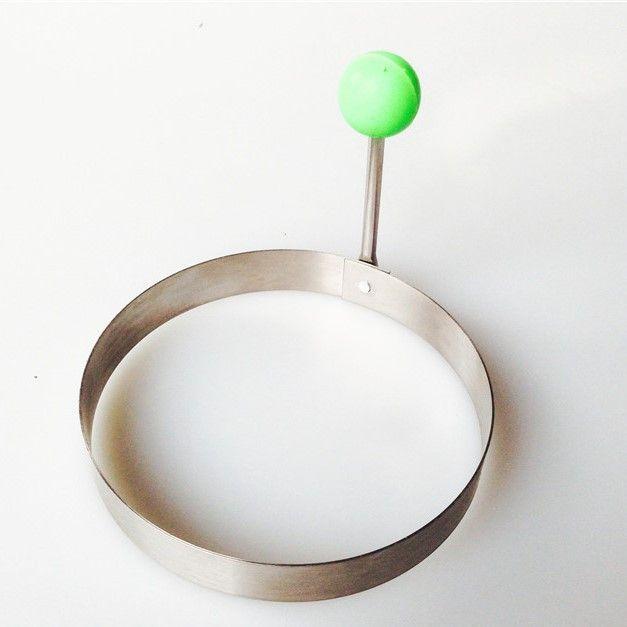 Металлическая форма для приготовления яичницы (Форма: Круг)