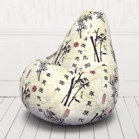 Кресло-груша Бамбу