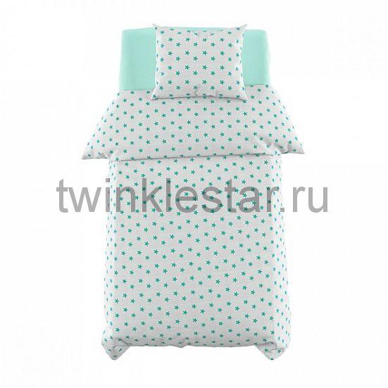 Starkids Mint Постельное белье Giovanni 160*80 см.
