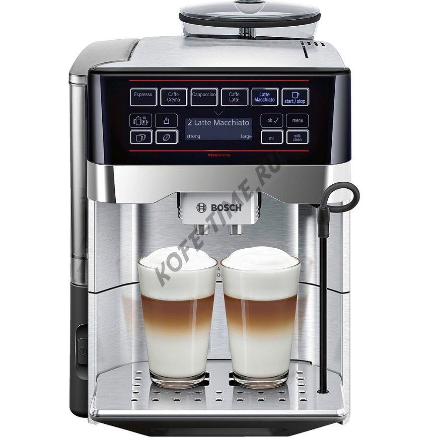 Кофемашина Bosch TES 60729 RW