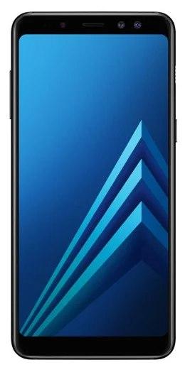 Samsung Galaxy A8 (2018) Black Orchide