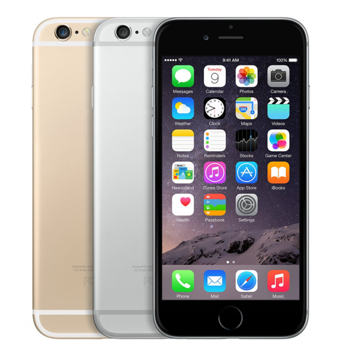 Apple iPhone 6 64Gb без Touch ID