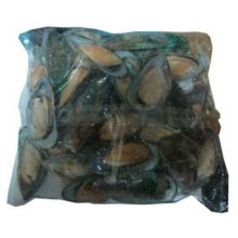 Мидии в зеленых ракушках 30/45 Китай от 1 кг