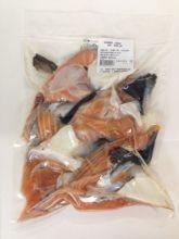 Пивной набор слабой соли красных рыб 500 гр (вакуумная упаковка)