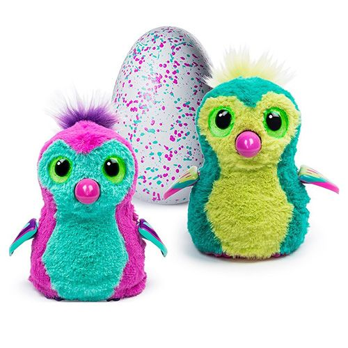 Hatchimals - интерактивный питомец пингвинчик