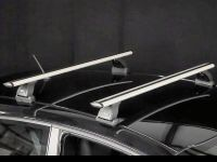Багажник на крышу Lada Largus, без рейлингов, Lux, крыловидные дуги