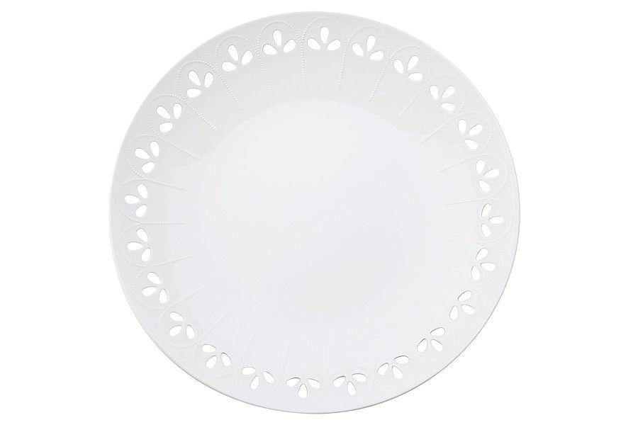 """Тарелка """"Лилия"""", 31 см, подарочная упаковка"""