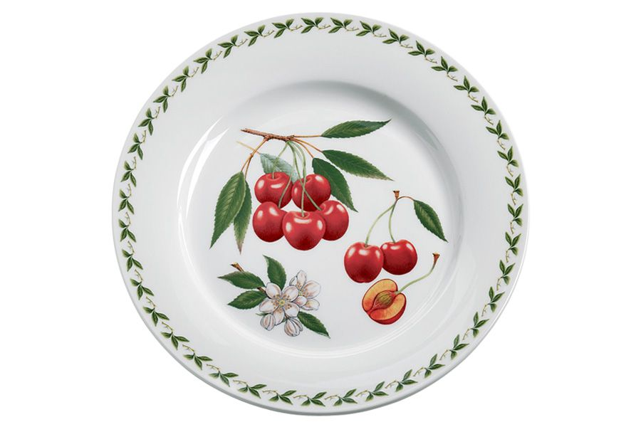 Тарелка обеденная Вишня, 27.5 см, без инд. упаковки