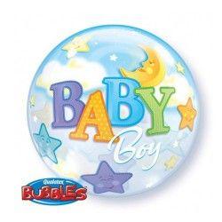 """Шар """"Baby boy"""" 22"""""""