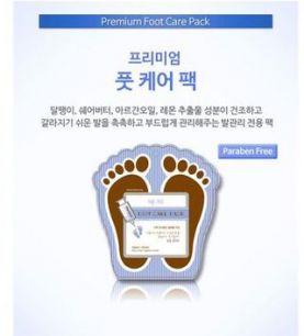 """МЖ"" MJ Premium Foot care pack Маска для ног"