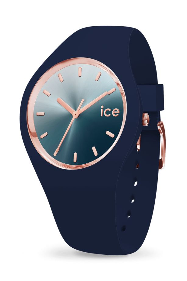 Ice-Sunset Blue