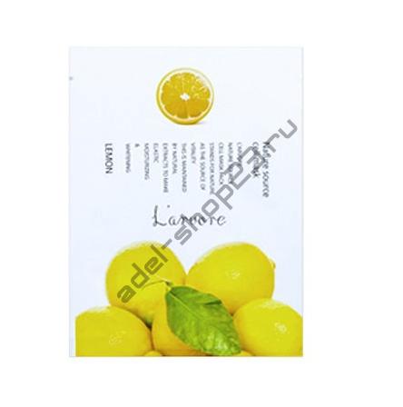 L'arvore - Тканевая маска для лица с лимоном