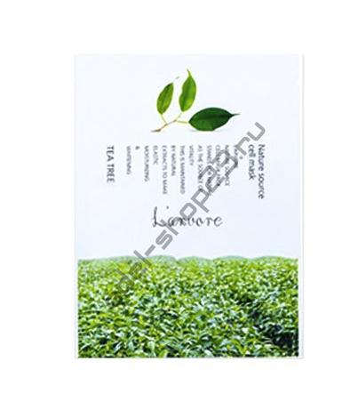 L'arvore - Тканевая маска для лица с чайным деревом