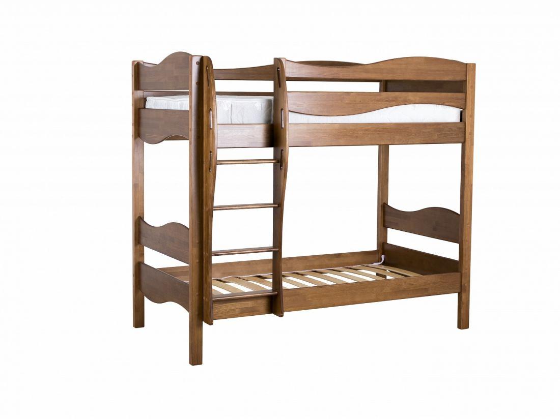 Двухъярусная кровать Ладушка Волна