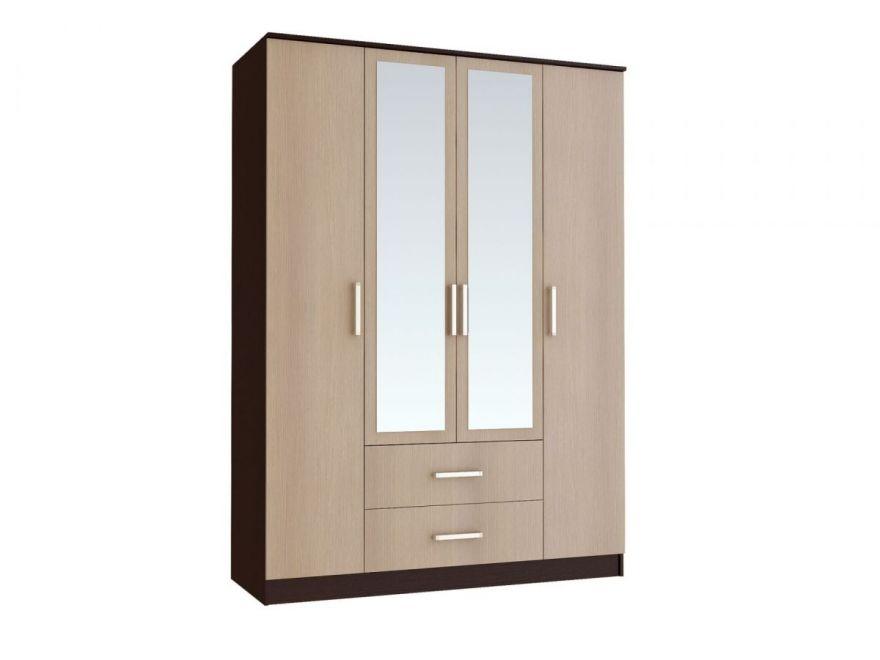 "Шкаф 4-х дверный ""Фиеста"" BTC"
