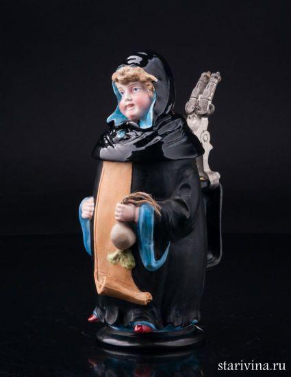 Изображение Мюнхенский мальчик, 1/2 л, Martin Pauson, Мюнхен, Германия, нач.20 в