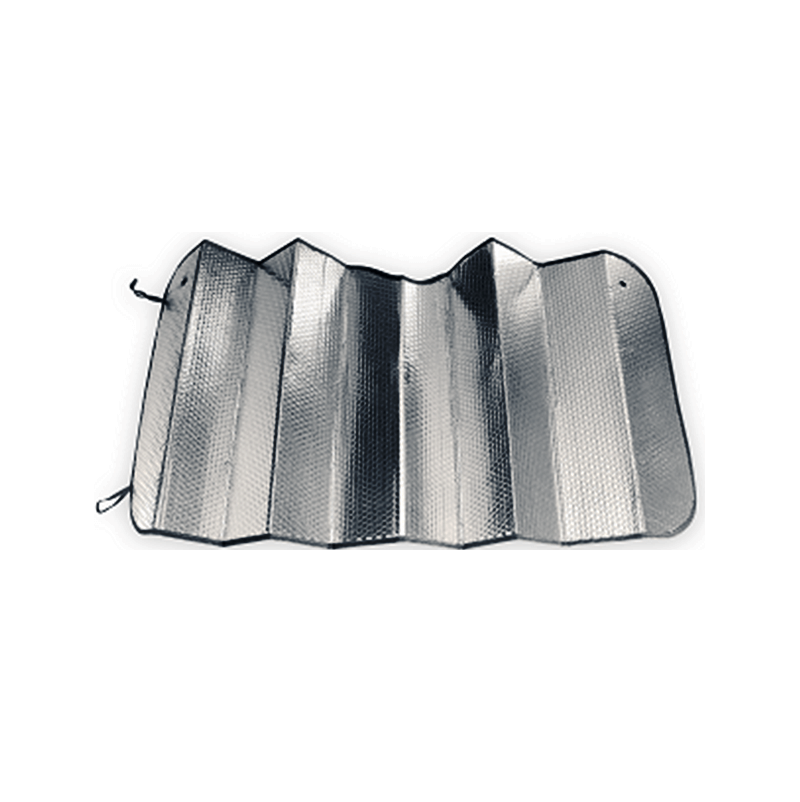 Шторка  солнцезащитная 140х70 на лобовое  стекло, Olmio