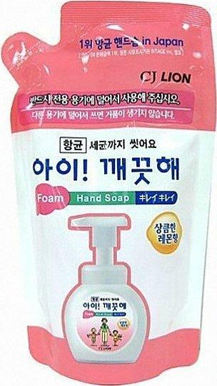 """CJ Lion Пенное мыло для рук """"Ai - Kekute"""" с ароматом лимона, запасной блок, 200 мл"""