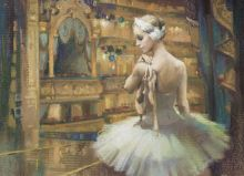 Postcard Mariinskii Opera House