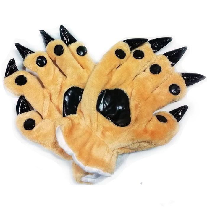 Перчатки Кигуруми Песочные