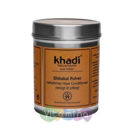 Khadi Порошок-маска для волос «Шикакай», 150 г