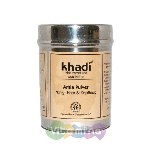 Khadi Порошок-маска для волос «Амла», 150 г