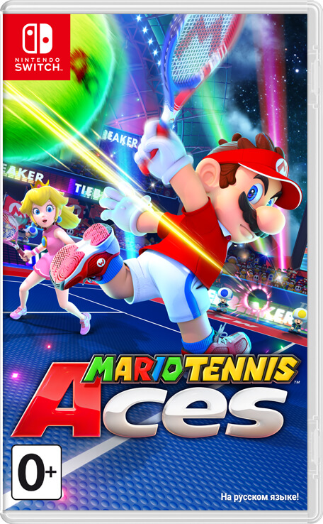 Игра Mario Tennis Aces [Nintendo Switch]