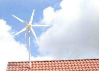 Ветрогенератор 600Ватт, 24 Вольт с пятью лопастями