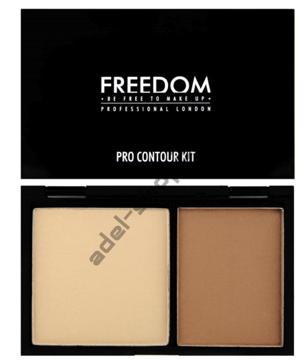 Freedom Makeup London Pro Contour - Fair