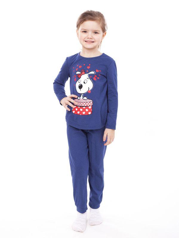 Пижама для девочки Подарок