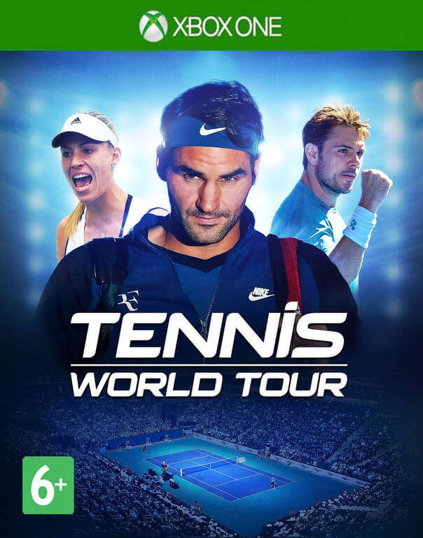 Игра Tennis World Tour (Xbox One)