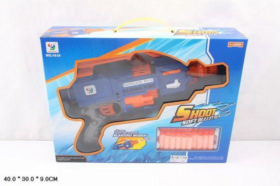 7010 Бластер с мягкими пулями
