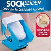 Приспособление для надевания носков SOCK SLIDER (2)