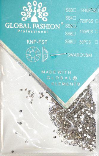 Стразы Глобал Фэшн кристалл SS5 1440 шт