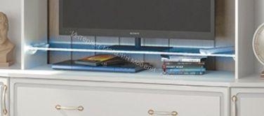 Комплект подсветки для стеклянной полки-2 Виктория