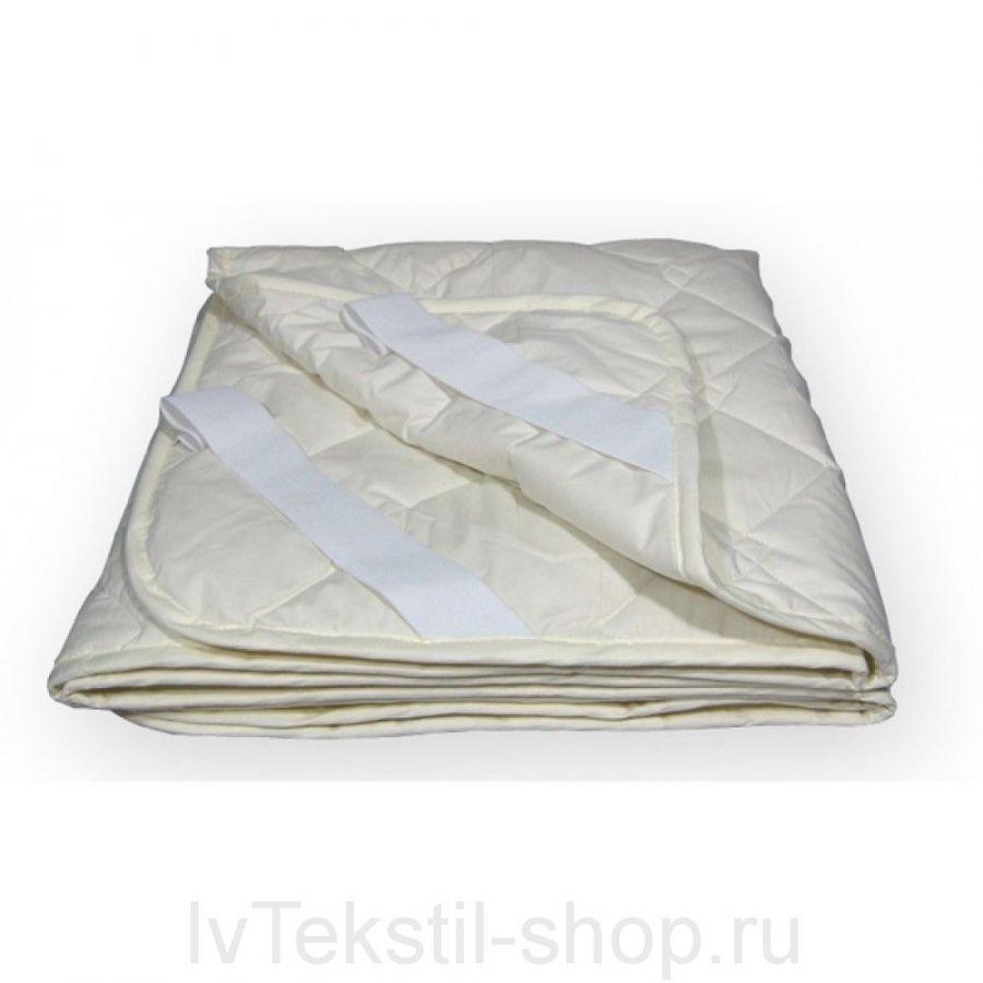 Наматрасник «Бамбук» тик 1,5 спальный