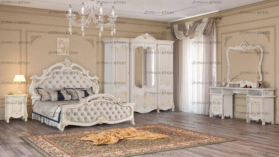 Спальня Рафаэлла Диа Мебель №1