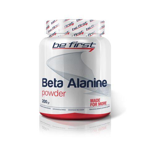 BeFirst Beta Alanine Powder 200 гр (без вкуса)
