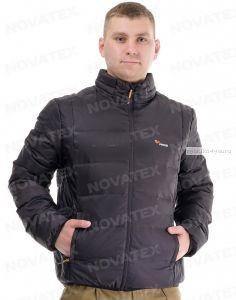 """Куртка Novatex """"СТИЛЬ"""" (Черный)"""