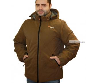 """Куртка Novatex PRIDE """"ТАГАНАЙ"""" (Граф,коричн.)"""