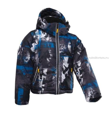Купить Куртка детская Novatex МЕГАПОЛИС (Таслан синий)